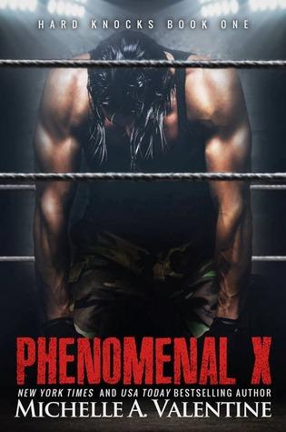 Phenomenal X (Hard Knocks, #1)