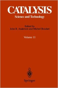 Catalysis: Science and Technology, Vol. 11