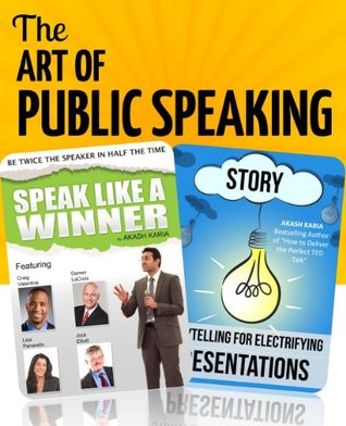 The Art of Public Speaking Bundle