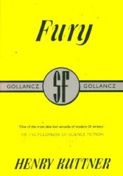 Fury Pdf Book