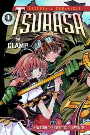 Tsubasa: RESERVoir CHRoNiCLE, Vol. 01