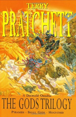 The Gods Trilogy (Discworld, #7,13,20)