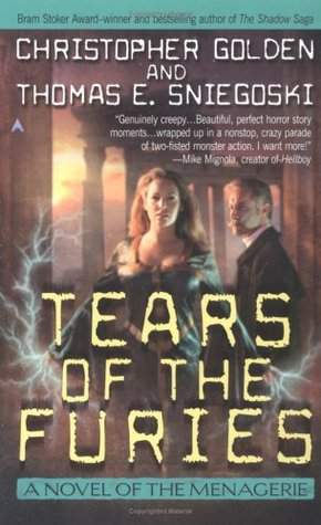 Tears of the Furies (The Menagerie, #2)