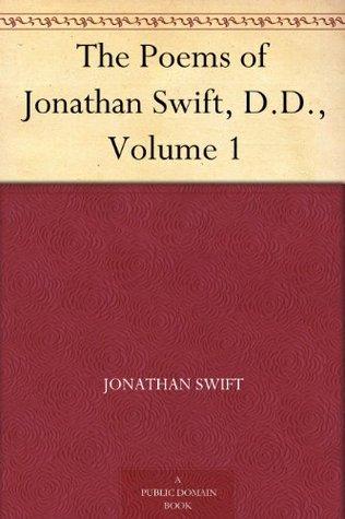 The Poems of Jonathan Swift, D.D., Volume 1