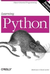 Learning Python Book Pdf