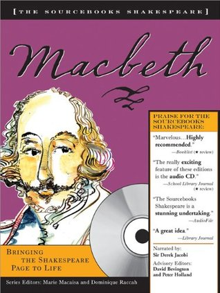 Macbeth (Sourcebooks Shakespeare; Book & CD)