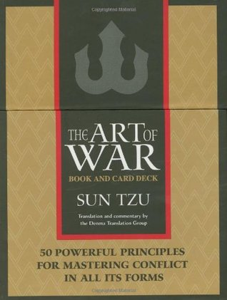 The Art of War Box: Book and Card Deck