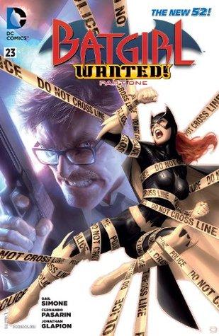 Batgirl #23 (The New 52 Batgirl, #23)