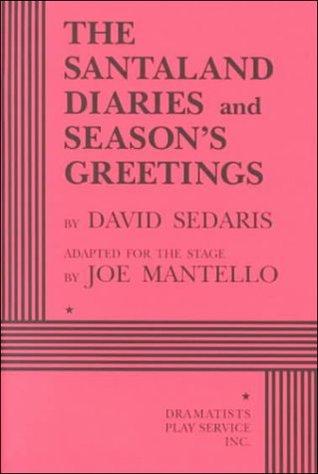 The Santaland Diaries and Season's Greetings