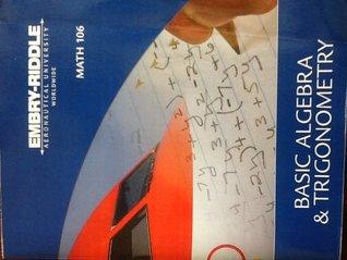 Basic Algebra and Trigonometry