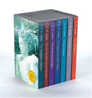 The Chronicles of Narnia Box Set 1-7