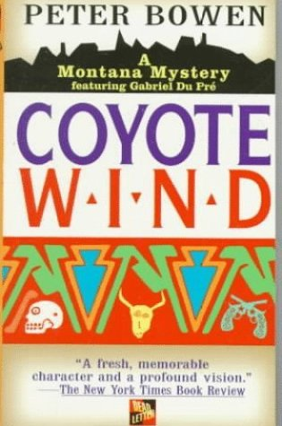 Coyote Wind (Gabriel Du Pre #1) Book Pdf ePub