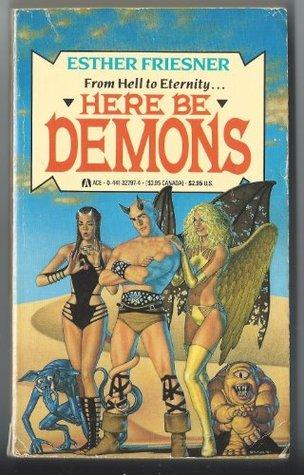 Here Be Demons (Demons, #1)