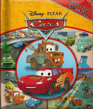 Cars: Little First Look and Find