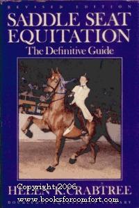 Saddle Seat Equitation