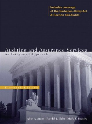 Auditing and Assurance Services: An Integrated Approach