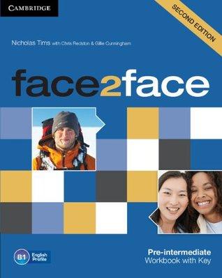 Face2face Pre-Intermediate Workbook with Key
