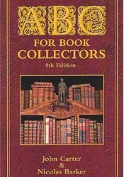 ABC for Book Collectors Pdf Book