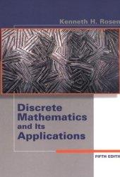 Discrete Mathematics and Its Applications Pdf Book