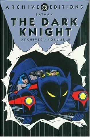 Batman: The Dark Knight Archives, Vol. 5
