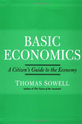 Image result for basic economics thomas sowell