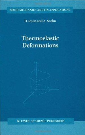 Thermoelastic Deformations