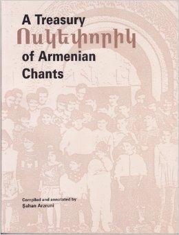 A Treasury of Armenian Chants