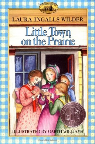 Little Town on the Prairie (Little House #7) classic children's book review