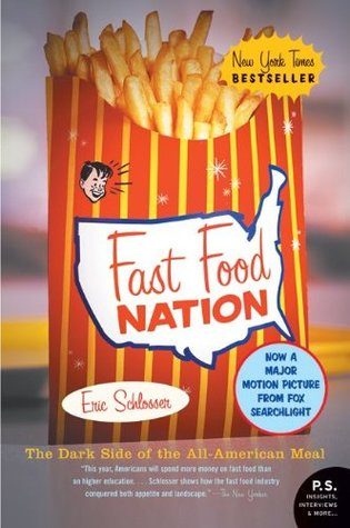 Fast Food Nation: The Dark Side of the All-American Meal Book Pdf ePub