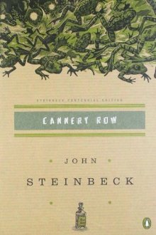 Image result for cannery row book