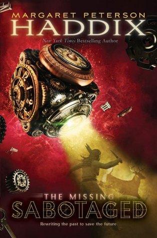 Sabotaged (The Missing, #3)