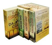 Dan Brown Boxed Set: Digital Fortress / Deception Point / Angels and Demons / The Da Vinci Code