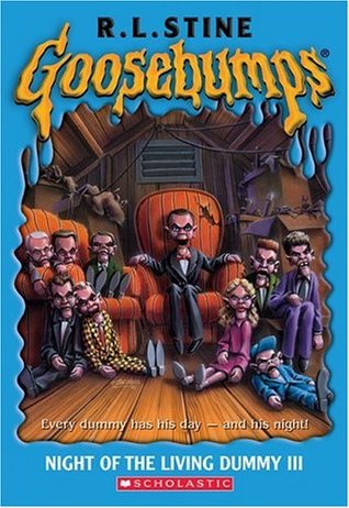 Night of the Living Dummy III (Goosebumps, #40)