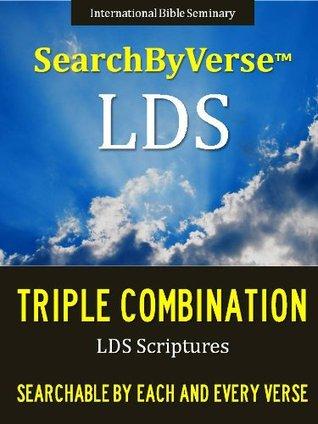 SearchByVerse: LDS - Triple Combination