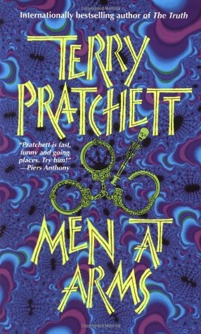 Men at Arms (Discworld, #15; City Watch #2)