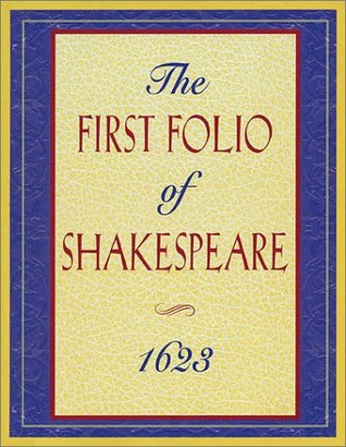 The First Folio of Shakespeare: 1623