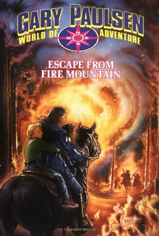 Escape from Fire Mountain (World of Adventure, #3)