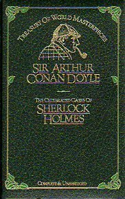 The Celebrated Cases of Sherlock Holmes