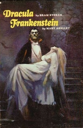 Classics of Horror  Dracula   Frankenstein by Bram Stoker 960459