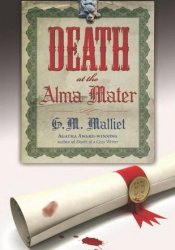 Death at the Alma Mater (St. Just Mystery #3) Pdf Book