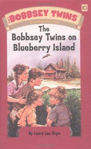 The Bobbsey Twins on Blueberry Island (Original Bobbsey Twins #10)