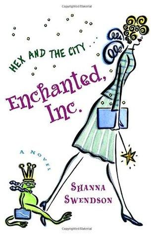 Enchanted, Inc. (Enchanted, Inc., #1)