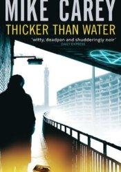 Thicker Than Water (Felix Castor, #4) Pdf Book