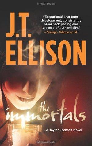 The Immortals (Taylor Jackson, #5)