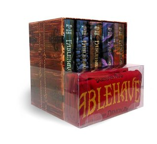 Fablehaven: The Complete Series Boxed Set (Fablehaven, #1-5)