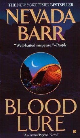 Blood Lure (Anna Pigeon, #9)