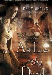As Lie the Dead (Dreg City, #2) Pdf Book