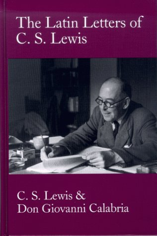 Latin Letters of C.S. Lewis