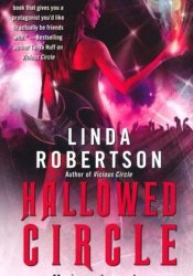 Hallowed Circle (Persephone Alcmedi, #2) Pdf Book