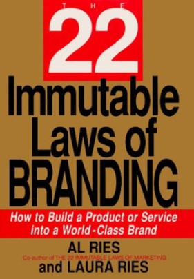Image result for Summary of the book 22 law firmly in marketing